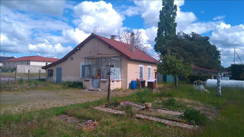 Venta  casa Chantenay st imbert 45000€ - Fotografía 1