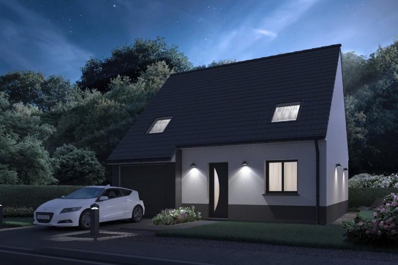 Maison  4 pièces + Terrain 1500 m² Damville par EXTRACO CREATION