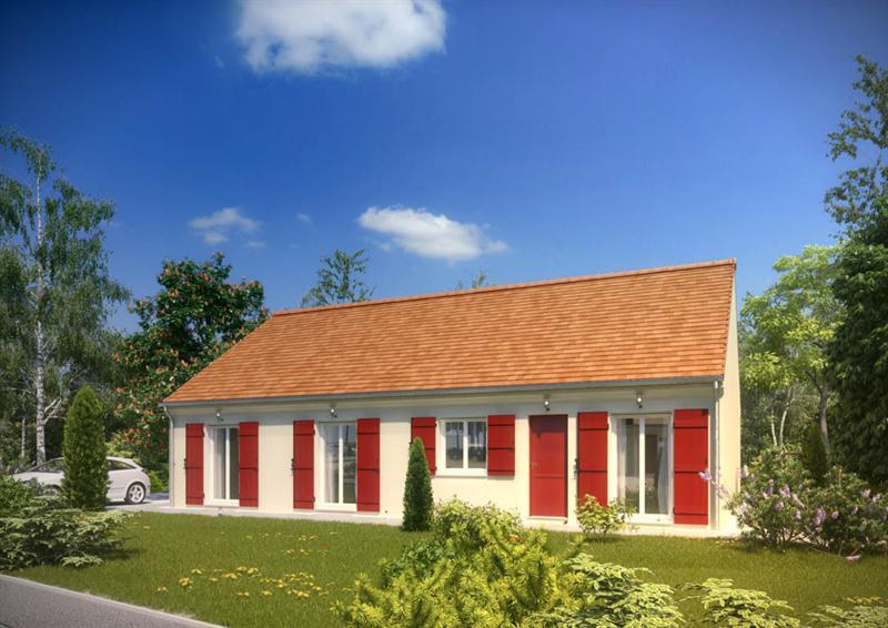 Maison  6 pièces + Terrain 1458 m² Tilly-la-Campagne par maison pierre