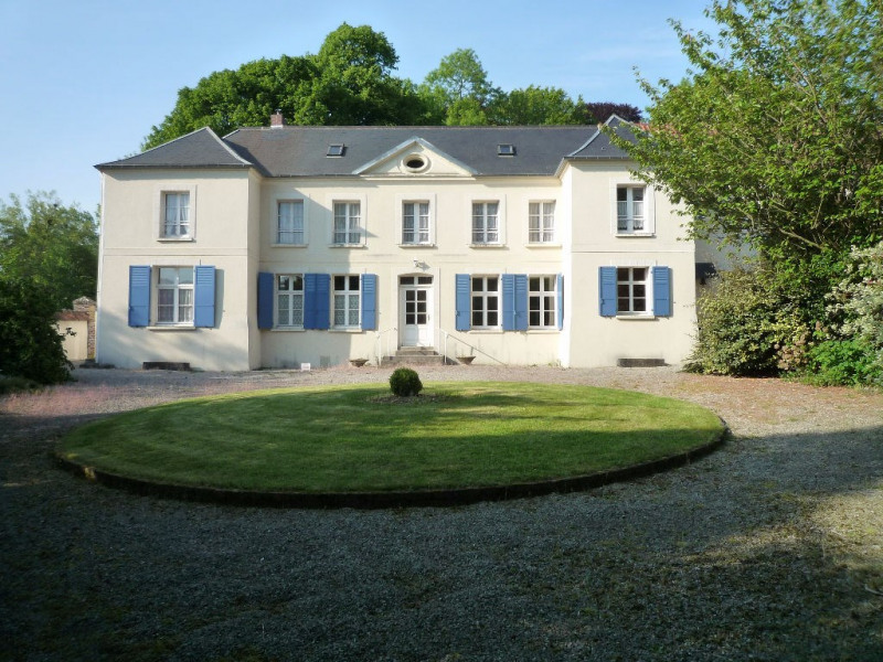 Sale house / villa Bernieulles 402800€ - Picture 1