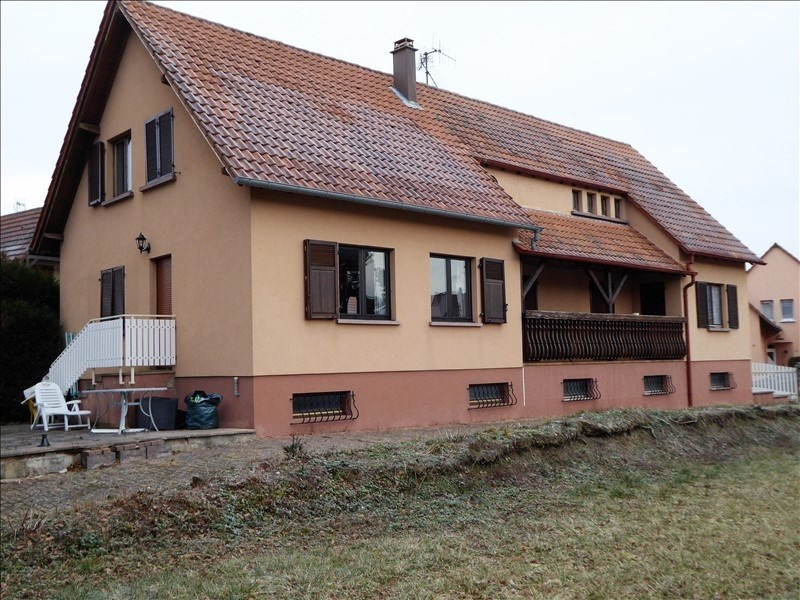 Verkoop  huis Prox saverne 273000€ - Foto 4