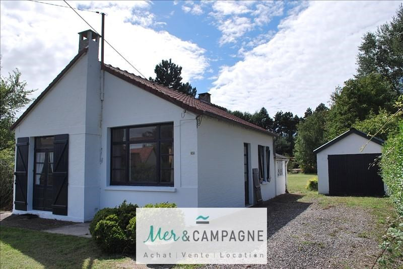 Vente maison / villa Fort mahon plage 172000€ - Photo 1
