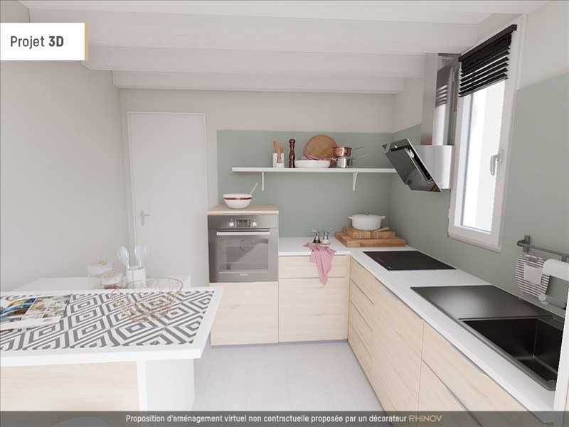 Sale house / villa Asnieres sur seine 299000€ - Picture 3