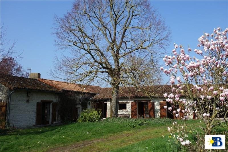 Vente maison / villa St gervais les trois cloch 107000€ - Photo 1