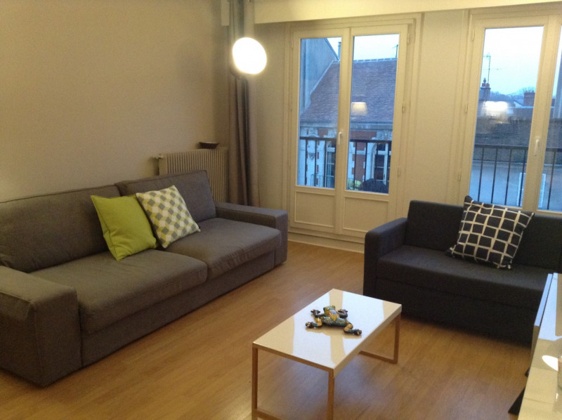 Rental apartment Fontainebleau 990€ CC - Picture 3