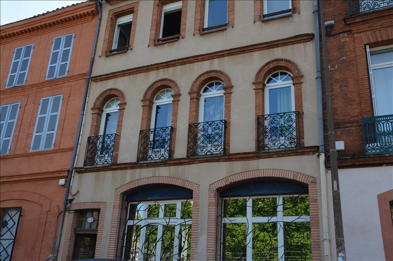Sale apartment Toulouse 87 200€ - Picture 1