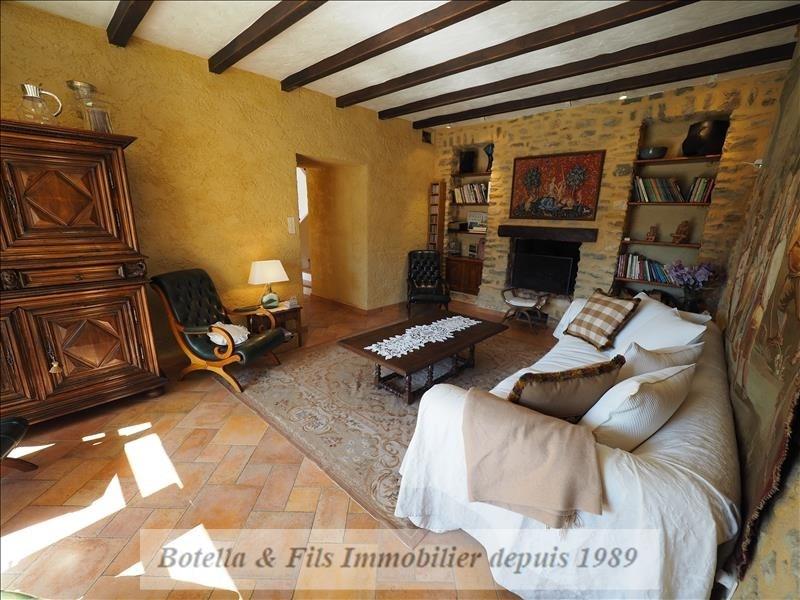 Deluxe sale house / villa Uzes 790000€ - Picture 8