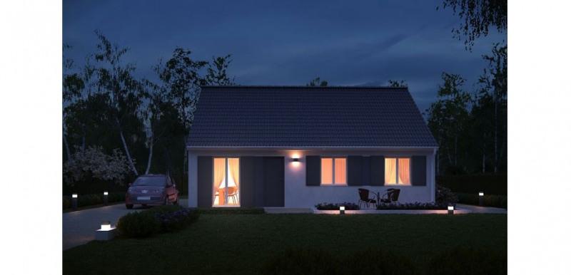 Maison  4 pièces + Terrain Saint-Pouange par MAISONS PIERRE