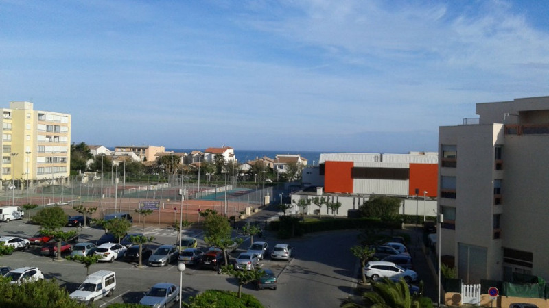 Vacation rental apartment Carnon plage 280€ - Picture 1