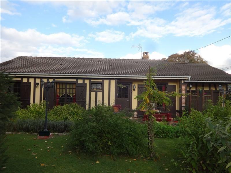 Sale house / villa Gaillon 221500€ - Picture 2