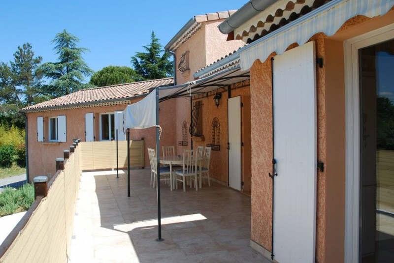 Vente maison / villa Ruoms 285000€ - Photo 1