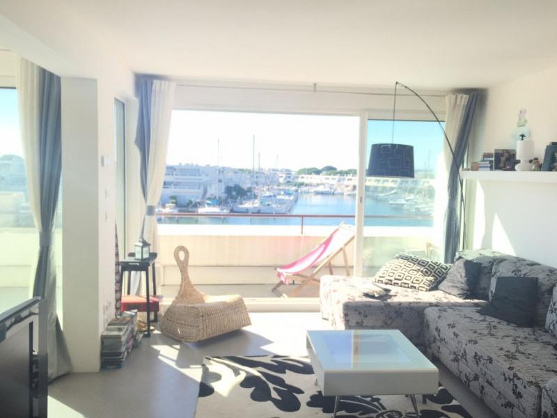 Vente appartement Port camargue 548000€ - Photo 2