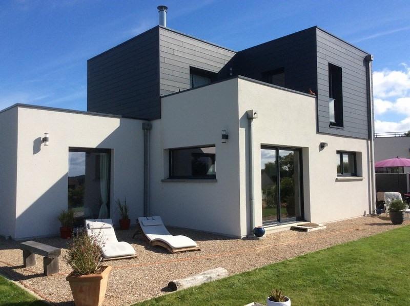 Sale house / villa Barneville carteret 448300€ - Picture 12