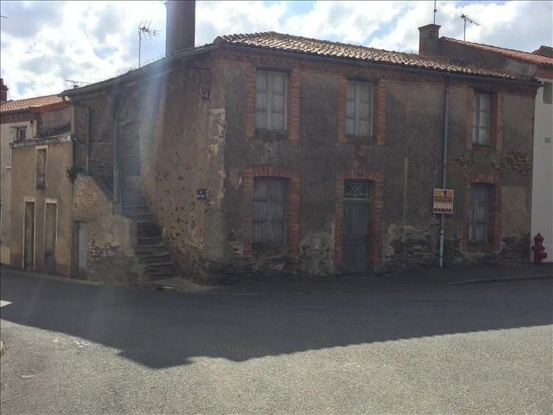 Sale house / villa La salle et chapelle aubry 29700€ - Picture 1