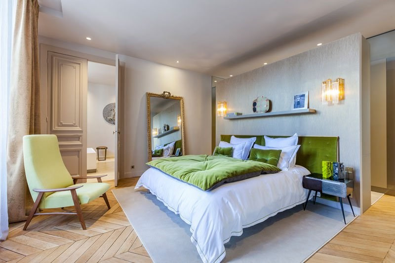 Revenda residencial de prestígio apartamento Paris 7ème 5150000€ - Fotografia 4