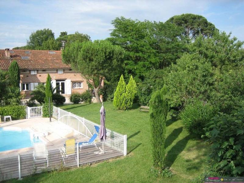 Deluxe sale house / villa Saint orens de gameville 15 mn 1199000€ - Picture 2