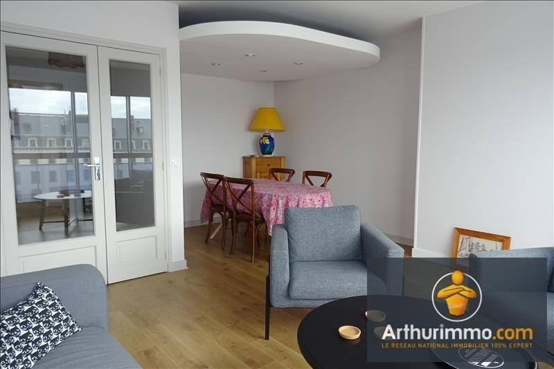 Rental apartment St brieuc 650€ CC - Picture 2