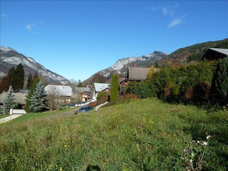 Verkoop  stukken grond Le biot 120000€ - Foto 2