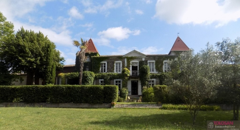Deluxe sale chateau Carcassonne 1035000€ - Picture 1