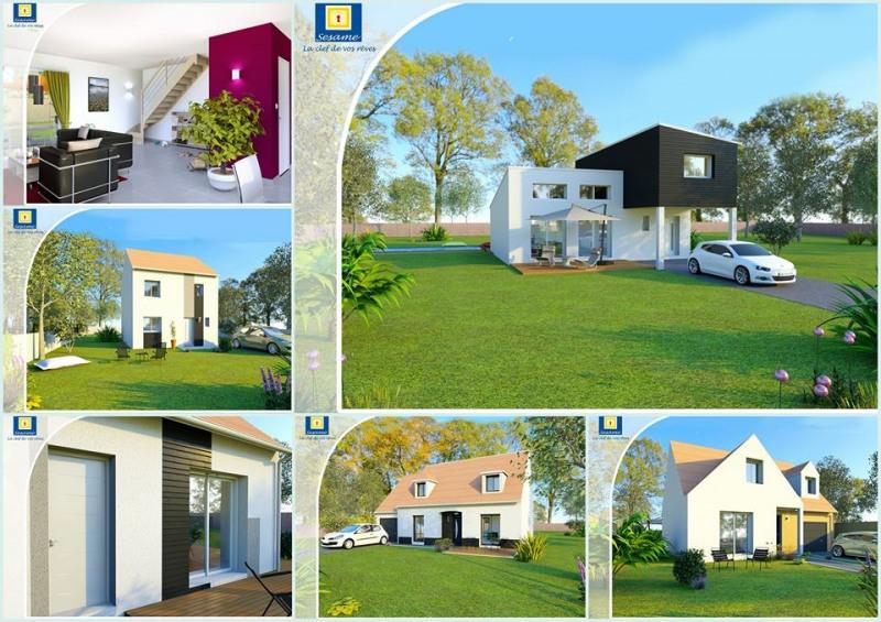 Maison  5 pièces + Terrain 380 m² Meaux par MAISONS SESAME
