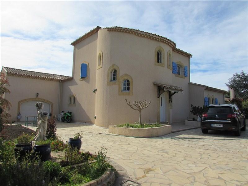 Vente de prestige maison / villa Serignan 590000€ - Photo 1