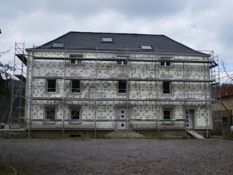 Sale house / villa Hargarten aux mines 320000€ - Picture 1