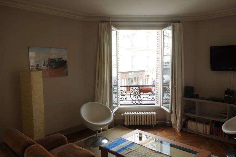 Rental apartment Paris 17ème 1690€ CC - Picture 5