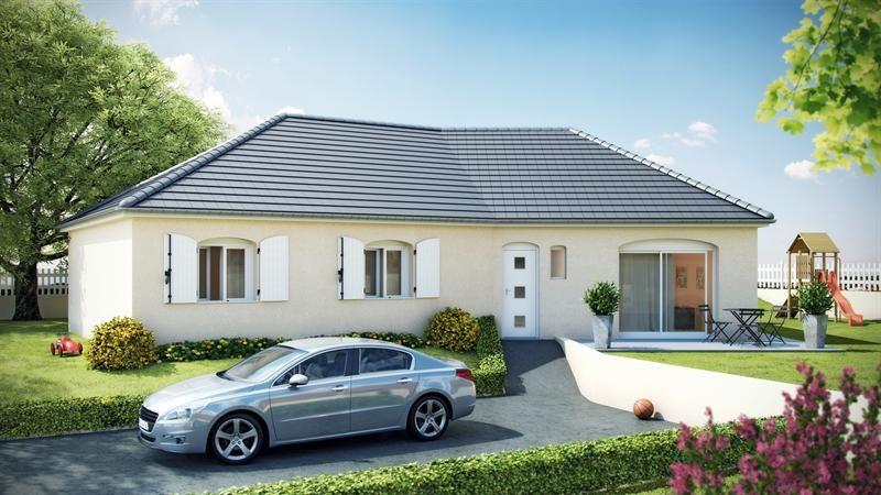 Maison  5 pièces + Terrain 680 m² Molineuf par babeau seguin