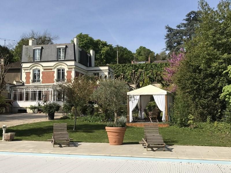 Immobile residenziali di prestigio casa Villennes sur seine 1495000€ - Fotografia 13