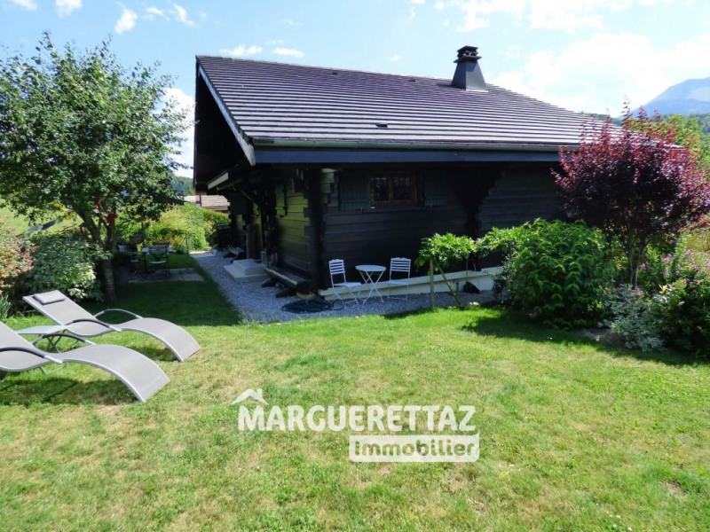 Vente maison / villa Mieussy 425 000€ - Photo 2