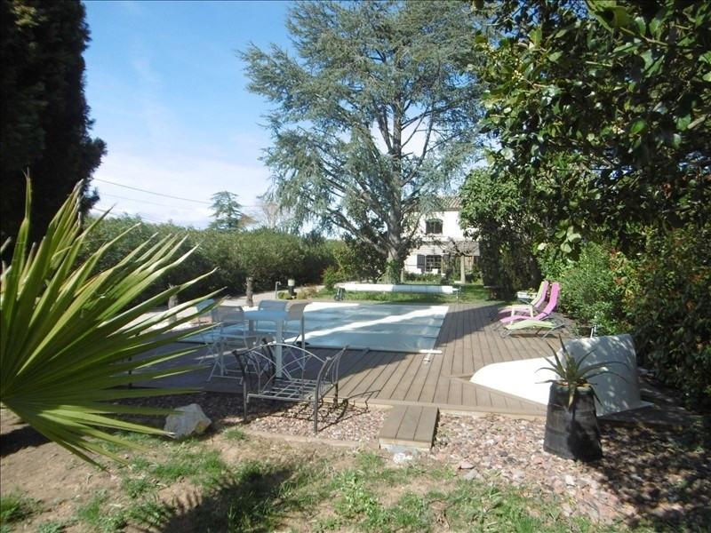 Vente maison / villa Aigues vives 454000€ - Photo 7