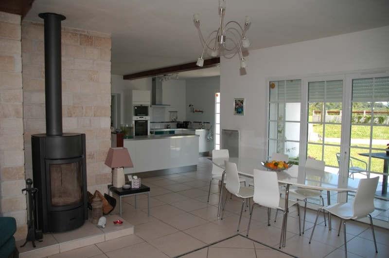 Venta  casa St palais 349800€ - Fotografía 6