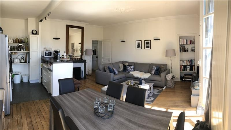 Rental apartment St germain en laye 1 108€ CC - Picture 1