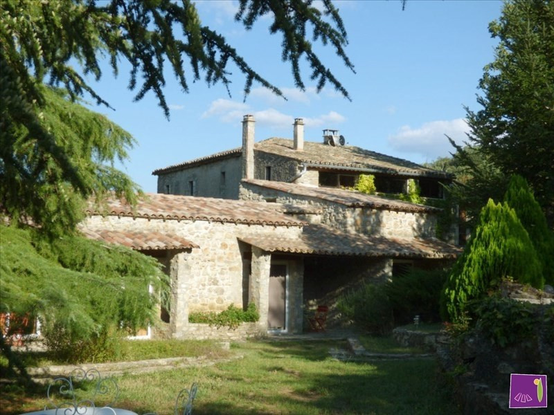 Deluxe sale house / villa Barjac 690 000€ - Picture 14