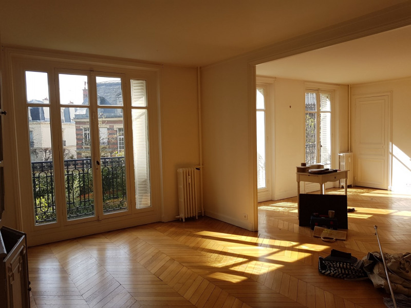 Rental apartment Paris 16ème 3700€ CC - Picture 1