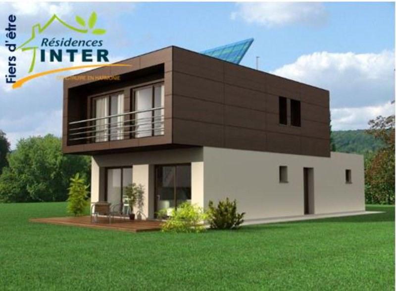 Vente maison 5 pi ces et plus montlh ry maison projet de for Vente projet de construction