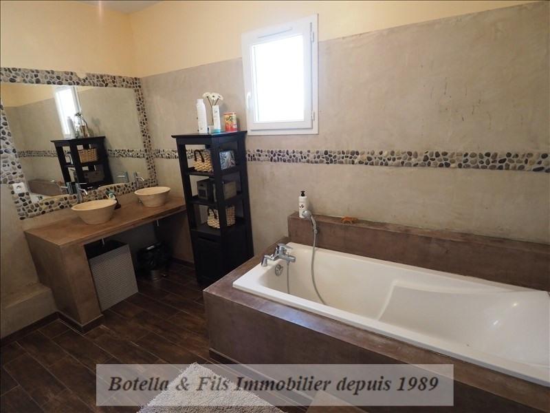 Vente de prestige maison / villa St paulet de caisson 449000€ - Photo 8