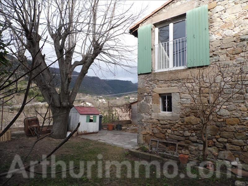 Location maison / villa Soubes 700€ CC - Photo 1