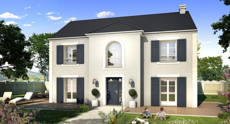 Maison  5 pièces + Terrain 421 m² Boussy-Saint-Antoine par MAISONS BARILLEAU