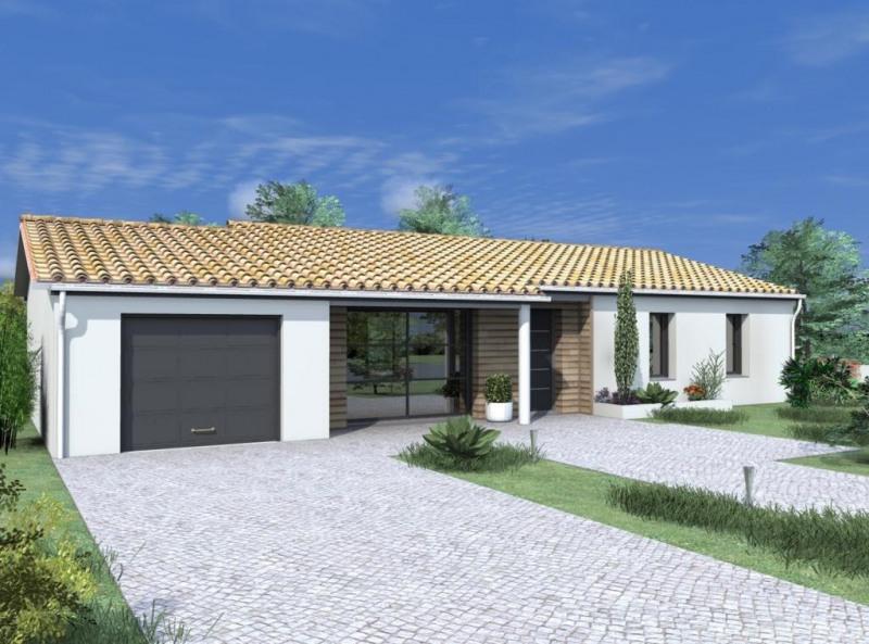 Maison  5 pièces + Terrain 485 m² Nesmy par ALLIANCE CONSTRUCTION LA ROCHE SUR YON