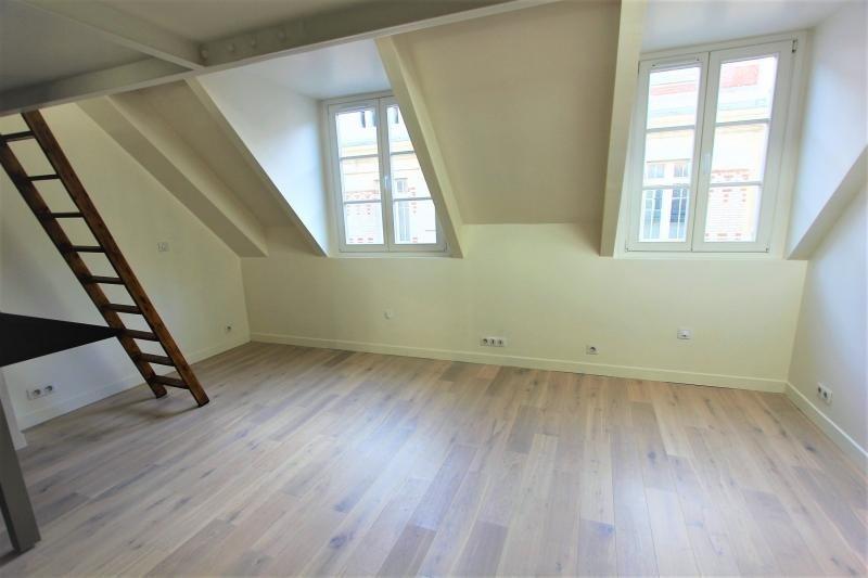 Vente appartement Paris 3ème 499000€ - Photo 2