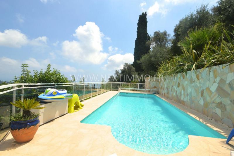 Deluxe sale house / villa Sainte-agnès 899000€ - Picture 1