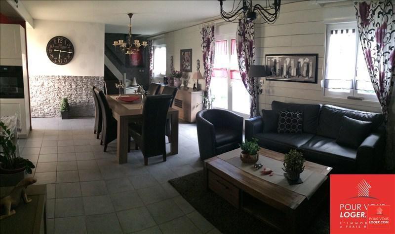 Sale house / villa Longfosse 160000€ - Picture 3