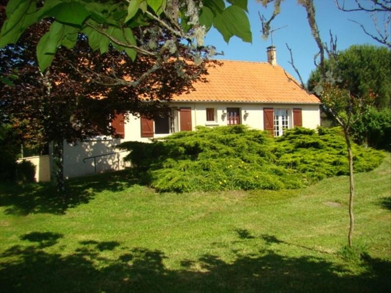 Vente maison / villa Montpon menesterol 162500€ - Photo 1