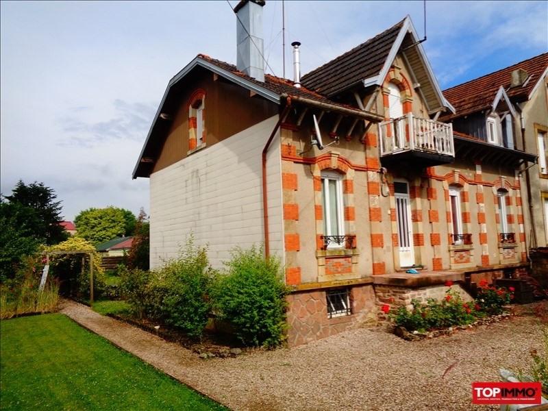 Vente maison / villa Rambervillers 79000€ - Photo 1