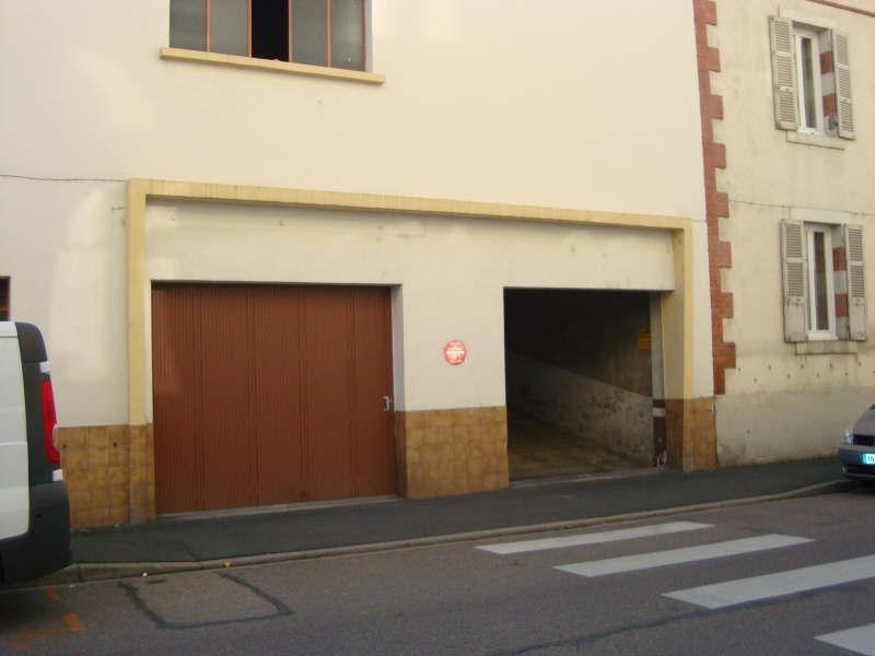 Location parking Montlucon 40€ +CH - Photo 1
