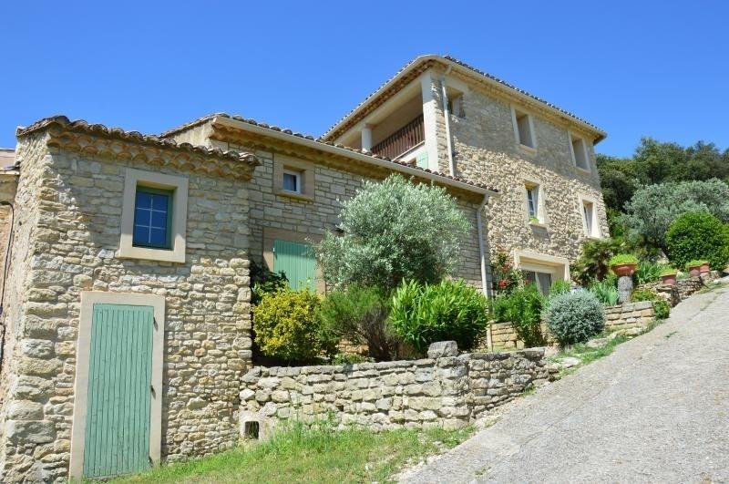 Vente de prestige maison / villa St pierre de vassols 761000€ - Photo 2