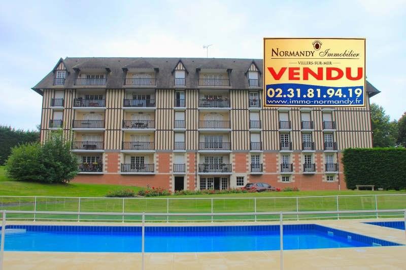 Sale apartment Villers sur mer 128000€ - Picture 1