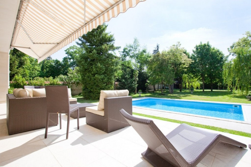 Revenda residencial de prestígio casa Rueil-malmaison 3950000€ - Fotografia 2