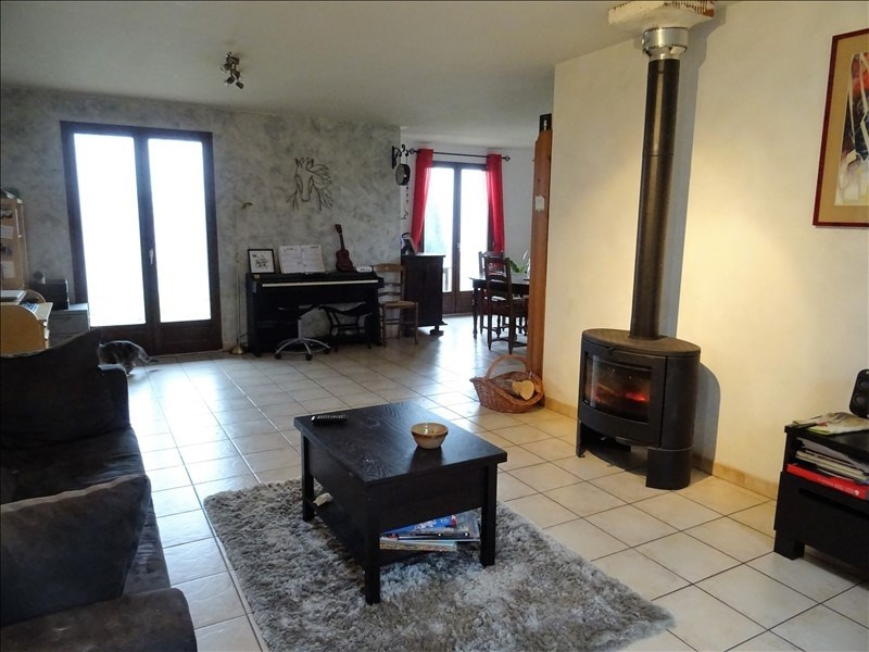 Vente maison / villa Diemoz 250000€ - Photo 3